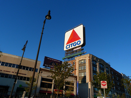 citgo sign photo