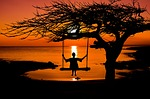 swinging photo